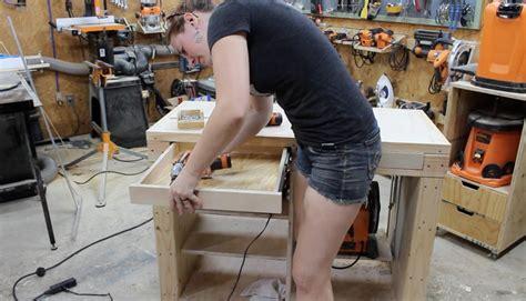 plans   shop lathe stand  pull  grinder shelf