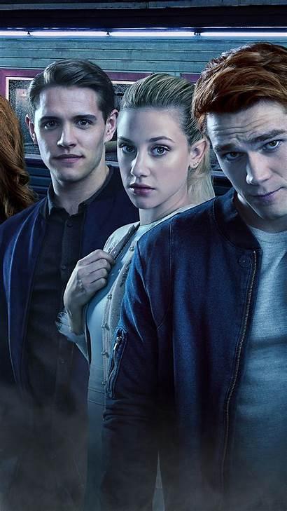 Riverdale Cast Season Series Iphone Wallpapers Samsung