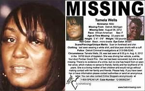 Tamala Wells – Aug. 06, 2012 – Detroit, MI
