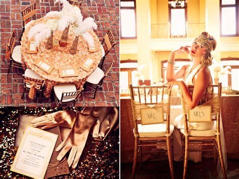 The Bridal Solution Tbs Inspiration The Great Gatsby