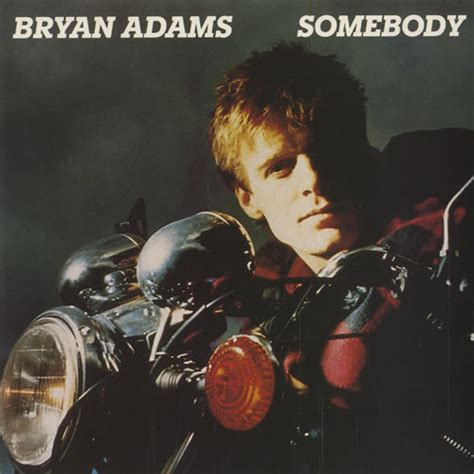 Bryan Adams  Somebody (vinyl) At Discogs