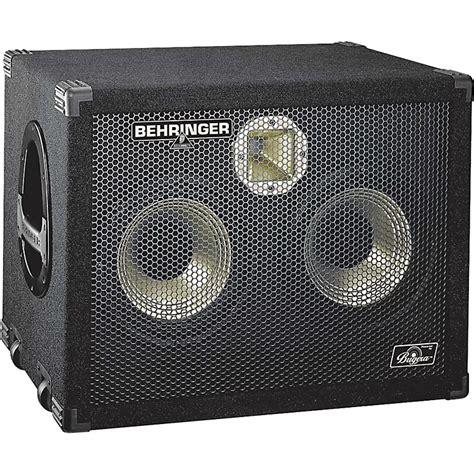 behringer ultrabass ba210 500 watt 2x10 bass cabinet musician s friend