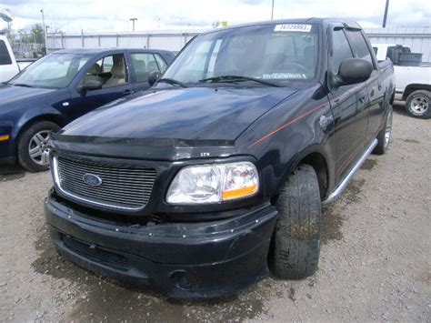 Ford F150 Harley Davidson Parts used truck parts 2001 ford f 150 crew 5 4l v8 harley