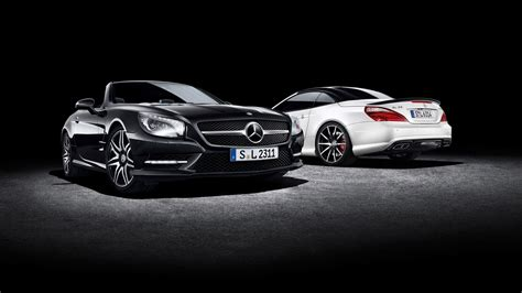 Mercedes Sl Class 4k Wallpapers by 2014 Mercedes Sl 2look Edition Sl And Sl Amg
