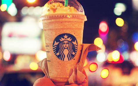 starbucks coffee publicite de marque fond decran liste