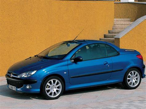 Peugeot 206 Cc Specs & Photos