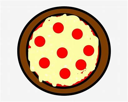 Circle Shaped Objects Clipart Pizza Transparent Slice