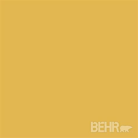 behr 174 paint color yellow gold 360d 6 modern paint by
