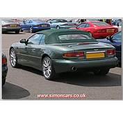 Simon Cars  Aston Martin DB7