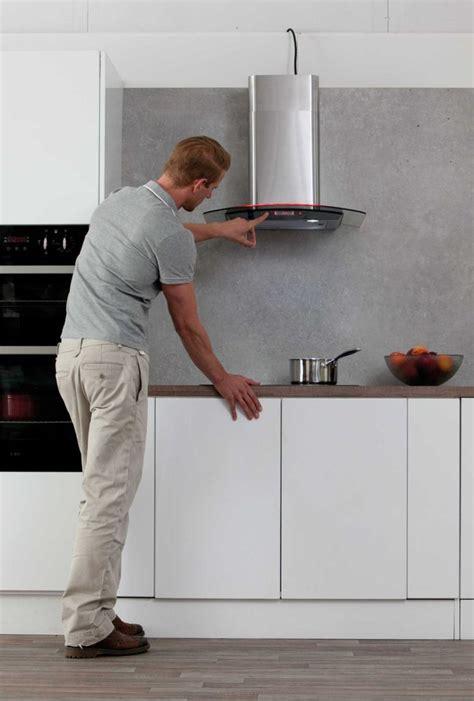 recirculating range cooker hoods stylish efficient kitchen extractor fans