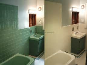 Bath Resurfacing Kits Diy by Bathtub Refinishing Tough As Tile 171 Bathroom Design