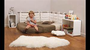 Lit Au Sol Pour Bébé : r alisez votre chambre montessori youtube ~ Dallasstarsshop.com Idées de Décoration
