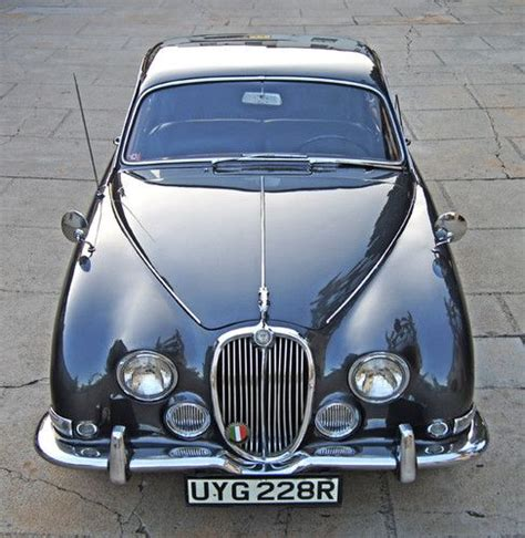 Purchase Used 1966 Jaguar 3.8s Saloon