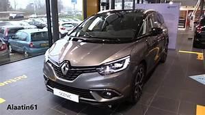 Renault Grand Scenic 2017 In Depth Review Interior