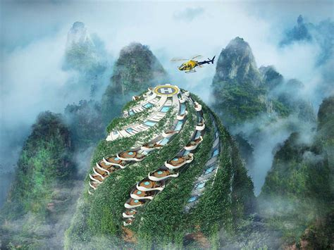 Ideattack Reveals Designs For Yangshuo Resorts World