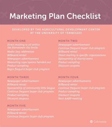 marketing plan samples   templates  build