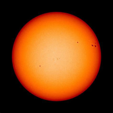 SVS: February 2013: The Busy Sun