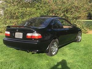 1993 Honda Civic Ex Coupe 5 Speed For Sale