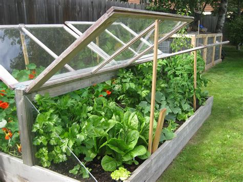 indoor mini greenhouse 10 easy cold frame plans to extend the growing season
