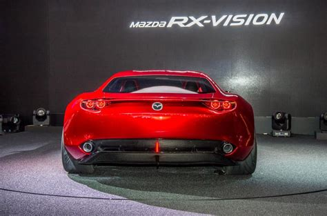 Mazda Rx-vision Concept Photo Gallery
