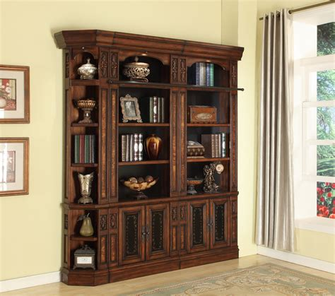 Bookcase Wall Units by Leonardo 32 Quot Bookcase Wall Unit From House Leo 430