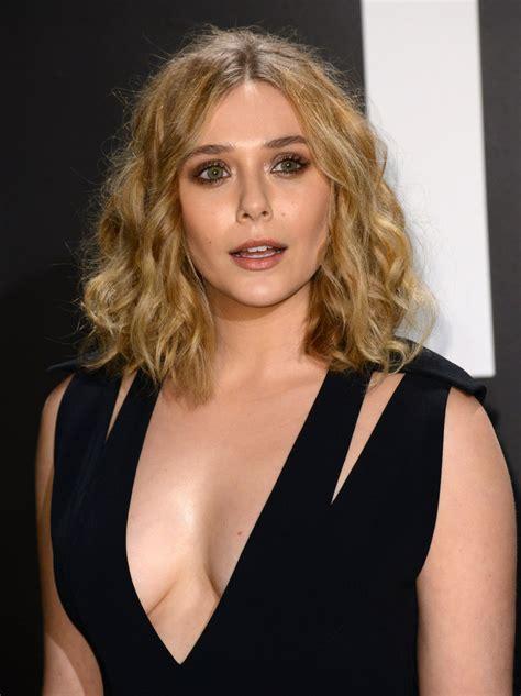 Hot Elizabeth Olsen Photos Near Nude Elizabeth Olsen Barnorama