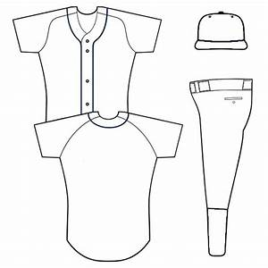 blank baseball uniform template flickr photo sharing With softball uniform design templates