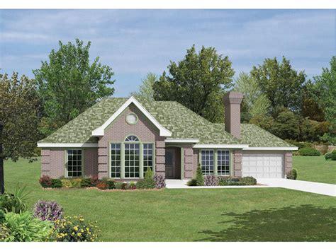 Smithfield Modern European Home Plan 037d0008  House