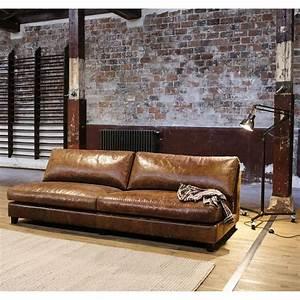 les 25 meilleures idees de la categorie canape cuir 3 With tapis exterieur avec canapé vintage 3 places
