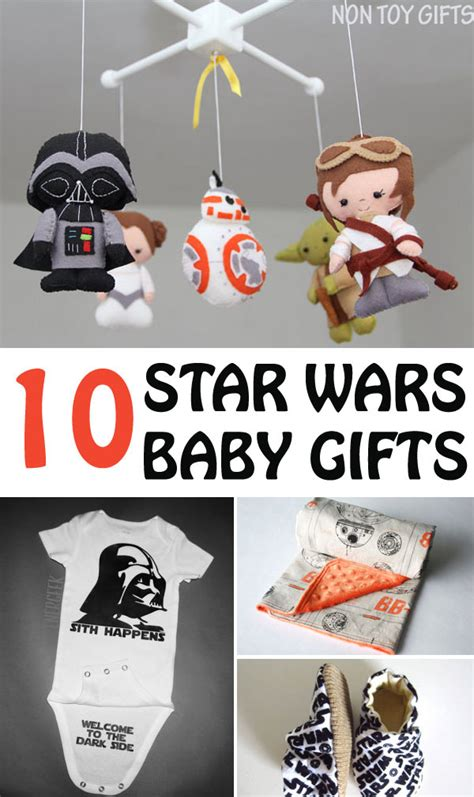10 star wars baby gifts non toy gifts