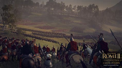 2 total war siege total war rome 2 caesar in gaul expansion announced