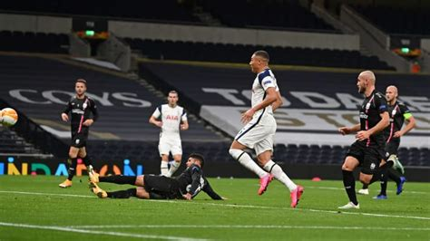 Uefa avrupa ligi j grubu 5. Tottenham 3-0 LASK: Player Ratings as Spurs Make Winning ...
