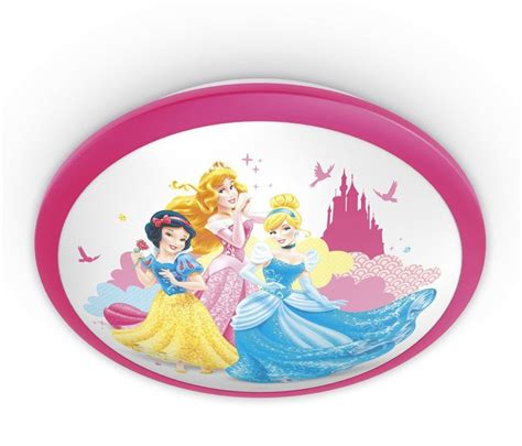 philips mykidsroom disney ceiling light princess multi