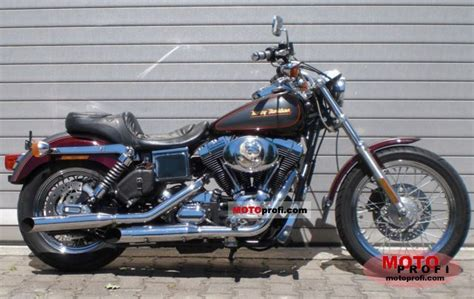 Harley-davidson Dyna Low Rider 2001 Specs And Photos