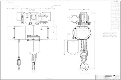 Stahl Crane Hoist Wiring Diagram by Chain Hoist Wiring Diagram For Wiring Diagram