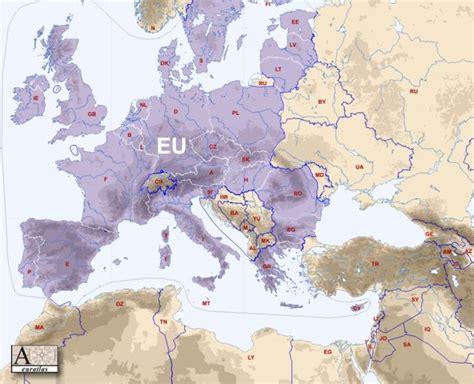 si鑒e de l union europ馥nne atlas physique de l europe l union europ 233 enne