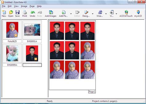 nadatechnic aplikasi cetak pas photo fotoslate