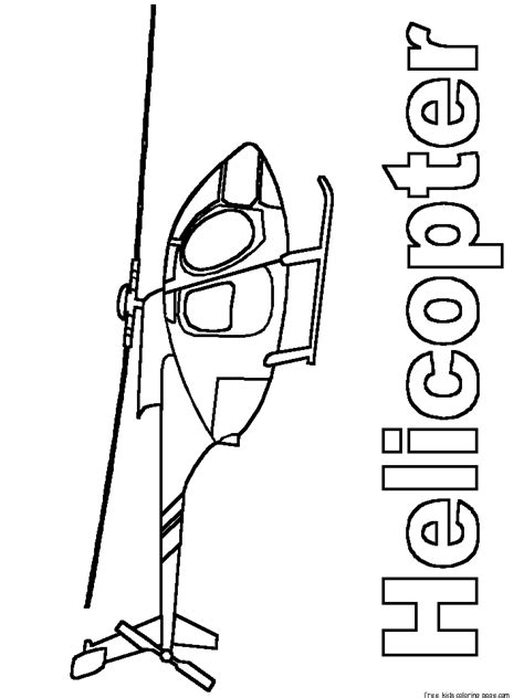 print   army helicopter coloring pages  kidsfree