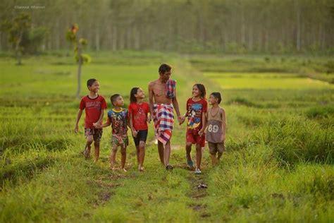 foto menakjubkan kehidupan  pedesaan bayangin aja