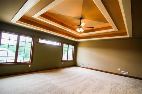 How To Make A Tray Ceiling tips to repair tray ceiling randolph indoor and outdoor