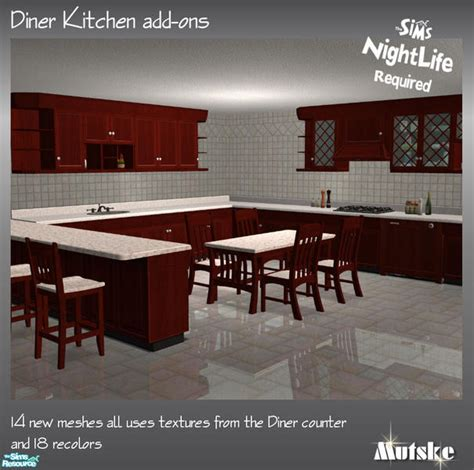 Kitchen Counter Add On by Mutske S City Counters Kitchen Add Ons