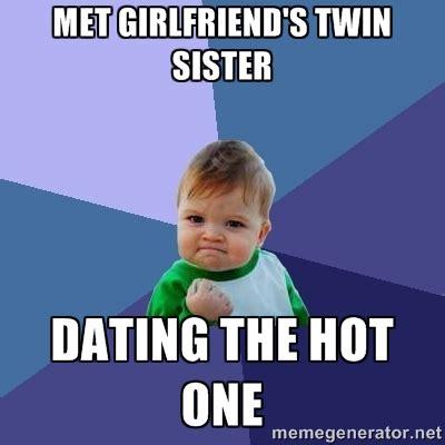 Sister Memes - twin sister memes image memes at relatably com