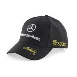 Descubre la mejor forma de comprar online. Puma Mercedes AMG Petronas F1 2014 Men's Black Nico Rosberg Cap | eBay
