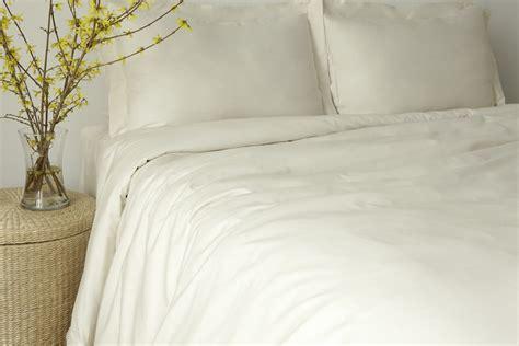 Sateen Duvet Cover by Organic Bedding Sateen Organic Cotton Duvet Cover