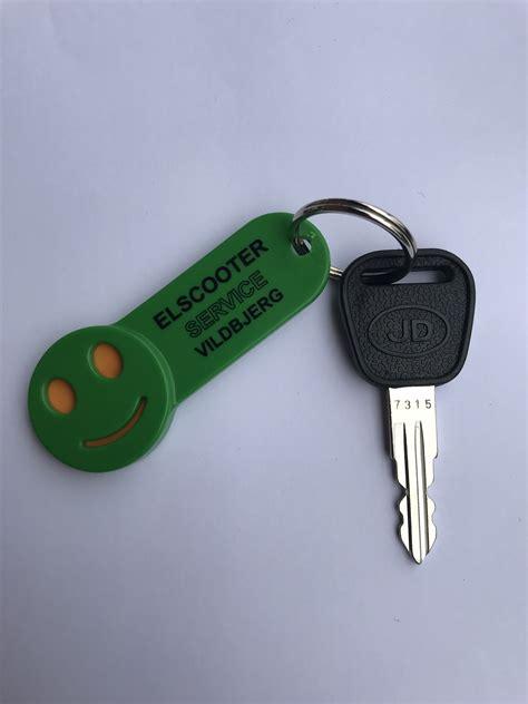 Nøgle Til Mini Crosser T + E + M1 + M2 + Nordic Nøglenr