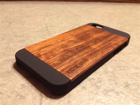 wood iphone 5 technology dailymilk