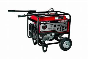 Portable Generators From Kohler  U0026 Honda