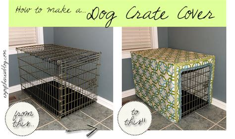 How To Make A Dog Crate Cover Waverize It Enjoy The View