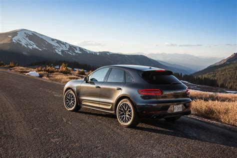 2017 Porsche Macan Reviews And Rating