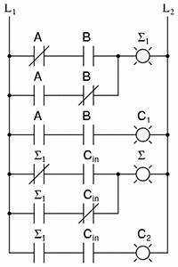full adder combinational logic functions electronics With circuit which acts as a both full adder and full substractor